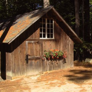 Squam Staff Cabin